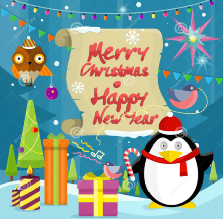 PassPsychometric Christmas Banner